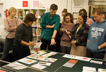 Shillington design students collaborate with NYGF